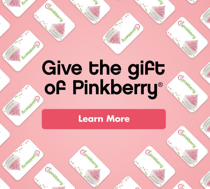 Pinkberry Frozen Yogurt The original tart: where it all began